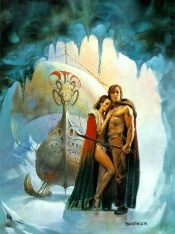 [Quest for love (Art:Boris Vallejo)]